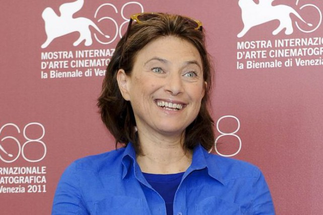 Chantal Akerman à la Mostra de Venise en... (PHOTO ARCHIVES AP)