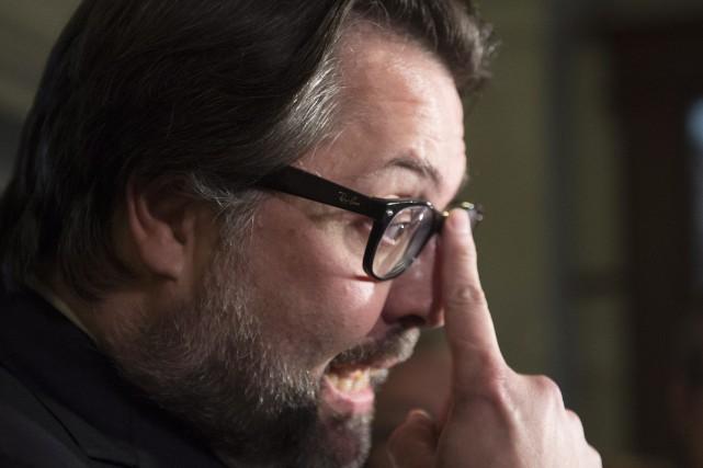 «Je souhaite que le gouvernement fédéral, dans son... (Photo Jacques Boissinot, La Presse Canadienne)