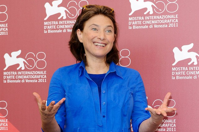Chantal Akerman avait présenté son film La Folie... (AP, Jonathan Short)