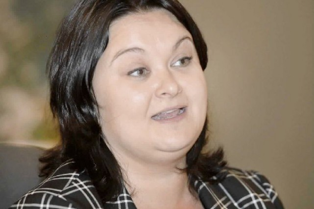 La députée néo-démocrate sortante dans Québec, Annick Papillon... (Photothèque Le Soleil, Jean-Marie Villeneuve)