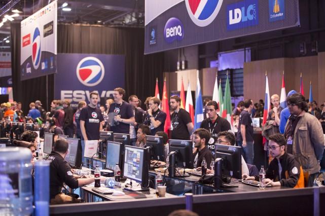 Gamers, documentaire présenté au Canal D, dimanche, 22h,... (La Presse Canadienne)