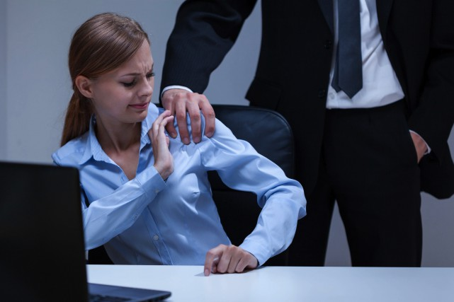 Le harcèlement nuit au climat au travail.... (Photo 123rf)