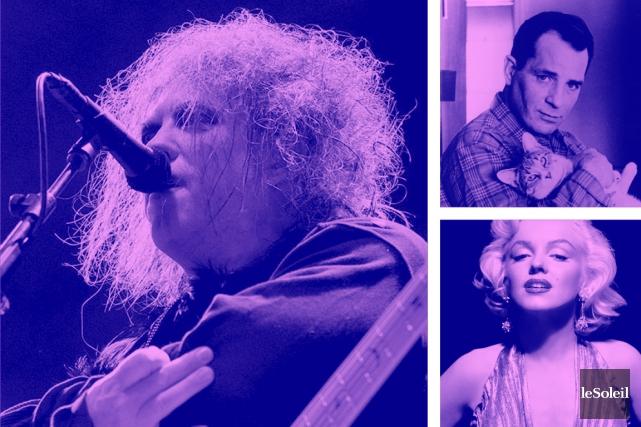 The Cure en tournée nord-américaine (Infographie Le Soleil)