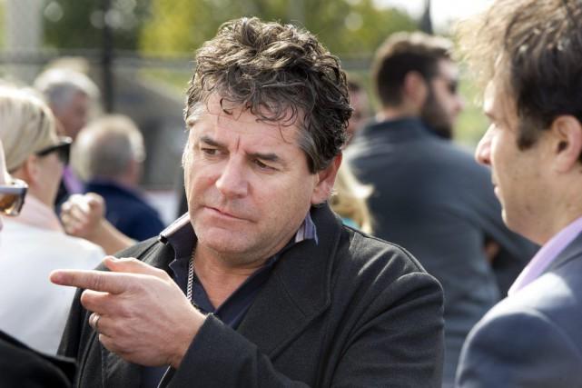 Le président et fondateur de Brigil, Gilles Desjardins... (Martin Roy, LeDroit)