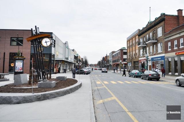 Des 35 principales villes du Québec, Shawinigan continue... (Photo: Émilie O'Connor, Le Nouvelliste)