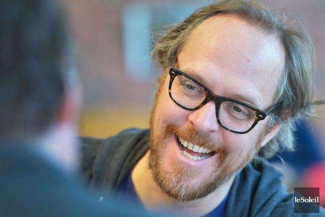 Du côté des dramaturges, Fabien Cloutier est parmi... (Photothèque Le Soleil, Jean-Marie Villeneuve)