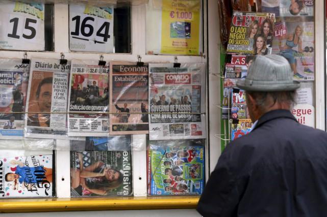 Depuis l'avènement de la démocratie en 1974, le... (Photo Hugo Correia, Reuters)