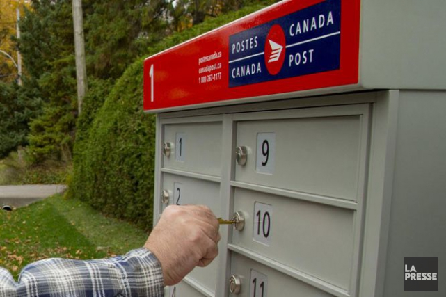 Dans une plainte déposée auprès d'Élections Canada, le Syndicat des... (Archives La Presse)
