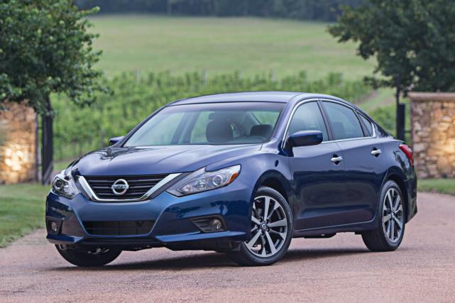 Nissan veut relancer les ventes de l'Altima en... (Photo fournie par Nissan)