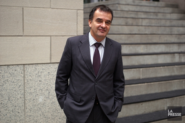 Membre du parti Esquerra republicana de Catalunya, Alfred... (PHOTO Martin Chamberland, LA PRESSE)