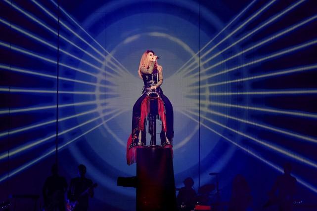 La chanteuse Shania Twain a annulé deux concerts... (Lee Cherry)
