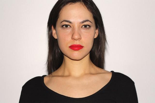 Caroline Monnet présente son film Roberta en compétition... (PHOTO SÉBASTIEN AUBIN, TIRÉE DU SITE WEB DE L'ARTISTE)