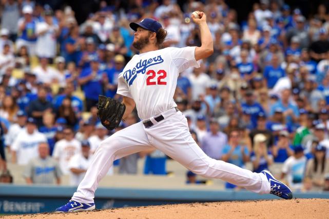 Les Dodgers ont terminé la saison avec une... (Photo Mark J. Terrill, archives AP)