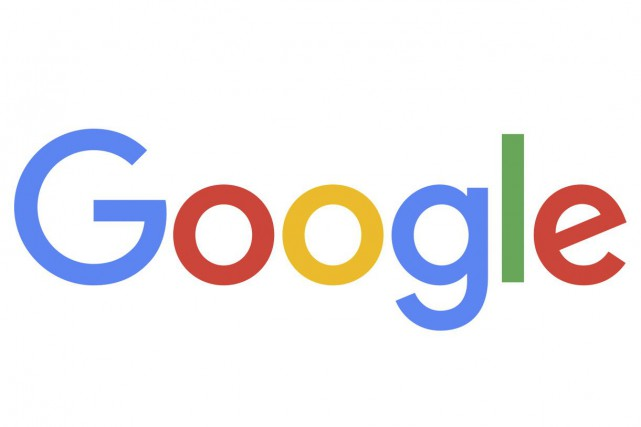 Le logo de Google... (Photo fournie par Google)