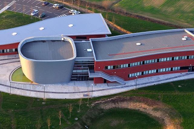 Le campus de l'ISIS, une école d'ingénieurs française,dans... (Photo tirée du site de l'ISIS)