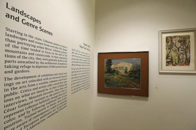 Le superbe musée Sursock rouvre ses portes jeudi à Beyrouth avec l'ambition de... (PHOTO AFP)