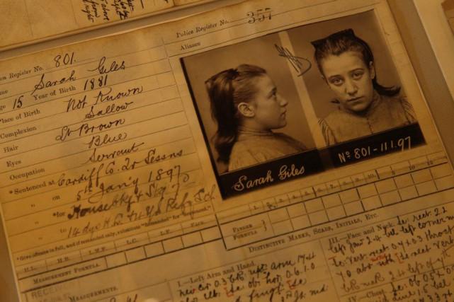 De la première affaire criminelle résolue grâce à une empreinte digitale en... (PHOTO AP)