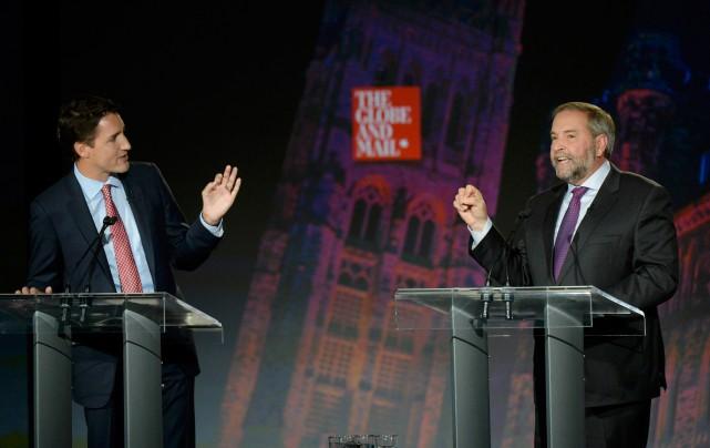 Selon l'auteur, si les conservateurs n'obtiennent pas de... (photoMike Sturk, archives reuters)