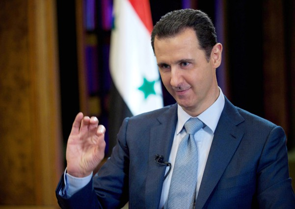 Penser que c'est en gardant Bachar al-Assad en... (Photo d'archives, Associated Press)