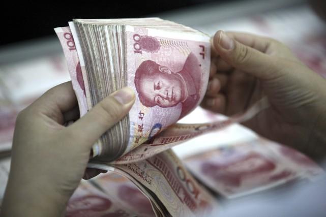 La Chine, qui est en quête de reconnaissance... (PHOTO ARCHIVES AP)