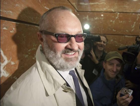 Randy Quaidavait été arrêté à Montréal en mai... (Jonathan Hayward, Archives La Presse Canadienne)