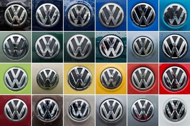NEW YORK - Le constructeur allemand Volkswagen, au coeur d'un vaste scandale de... (AFP, Julian Stratenschulte)