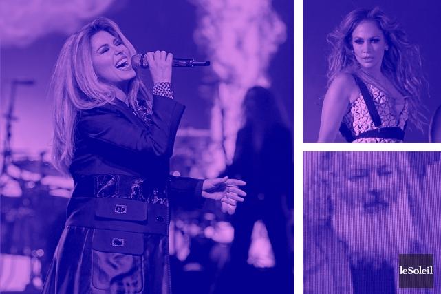 Shania Twain annule deux concerts, mais pas à Québec (Inforgraphie Le Soleil)