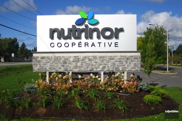 La coopérative Nutrinor transforme annuellement 25 millions de... ((Archives Le Quotidien))