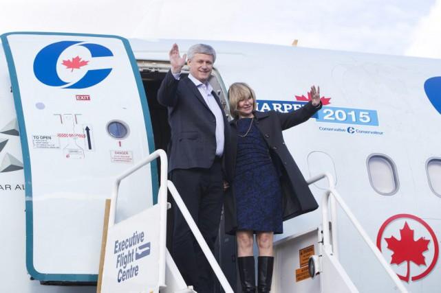 Stephen Harper... (Jason Franson, La Presse Canadienne)