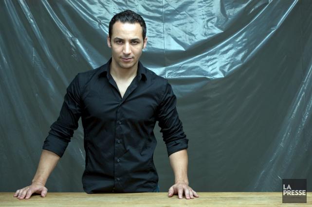Hakim Chajar... (La Presse, David Boily)