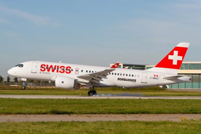 Selon les discussions ayant eu lieu entre Airbus... (Photo fournie par Bombardier)