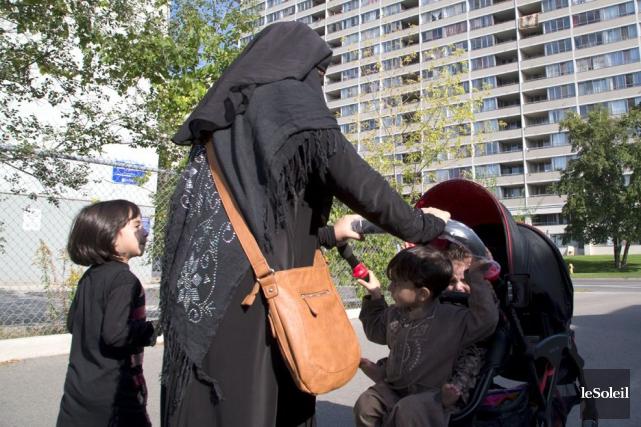 Selon l'imam Mohamed Hafid, les politiciens canadiens devraient... (Photothèque Le Soleil)
