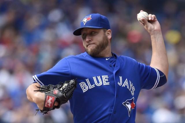 Entre les Blue Jays de Toronto en séries éliminatoires et le début de la saison... (Photo: PC)