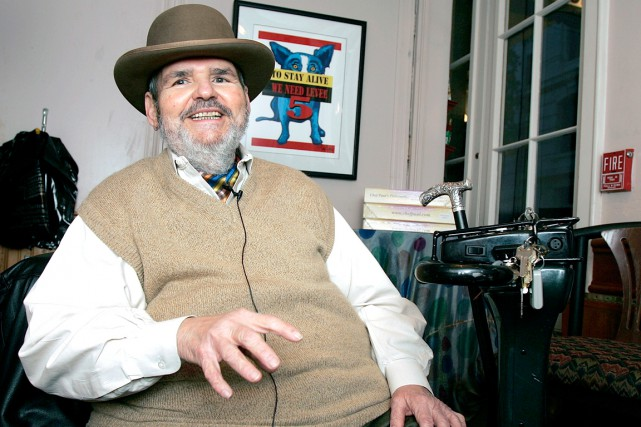 Paul Prudhomme avait ouvert le K-Paul's Louisiana Kitchen... (AP, Bill Haber)
