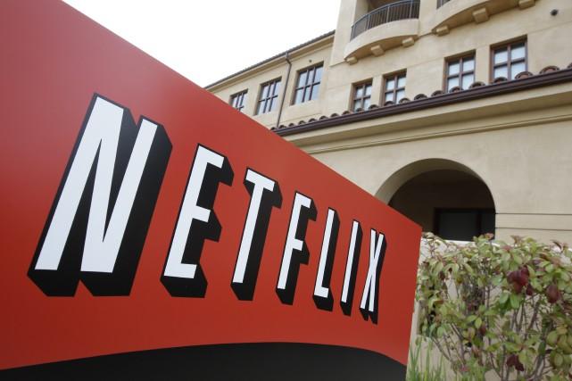Le service de vidéo sur demande Netflix a... (PHOTO PAUL SAKUMA, ARCHIVES ASSOCIATED PRESS)