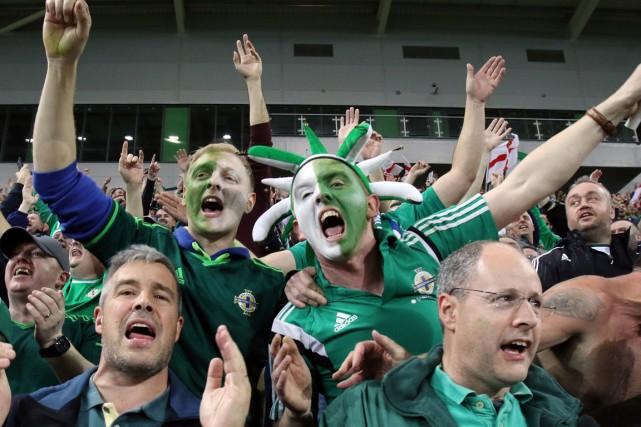 L'Allemagne a manqué une occasion de valider sa qualification pour l'Euro-2016... (Photo AFP)
