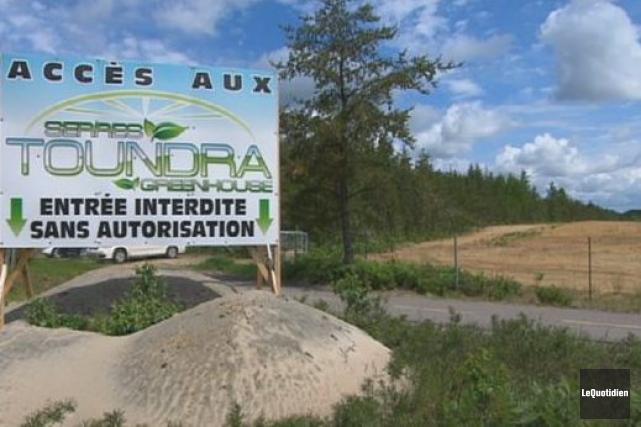 Desjardins boucle le montage financier des Serres Toundra... (Archives Le Quotidien)