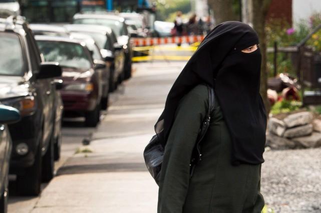 Lorsque ce premier chapitre du niqab s'est écrit... (Ryan Remiorz, Archives La Presse Canadienne)