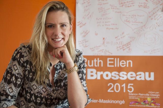Ruth Ellen Brosseau désire conserver son siège de... (Andréanne Lemire)