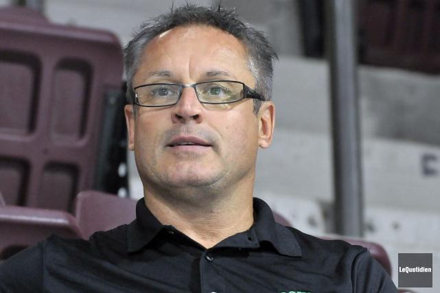 L'entraîneur des Marquis, Claude Bouchard, espère que ses... ((Archives Le Quotidien))