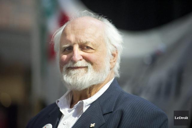 Jean-Paul Perreault, président du festival L'Outaouais en fête.... (Martin Roy, Archives LeDroit)