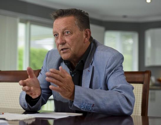L'ancien responsable de la Coupe d'Art, Roger Picard... (François Gervais)