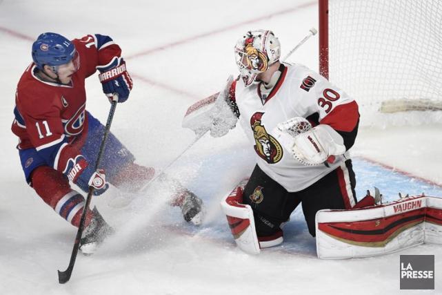 La saison 2015-2016 de la LNH s'est mise en branle mercredi et jeudi sans que... (Bernard Brault, archives La Presse)