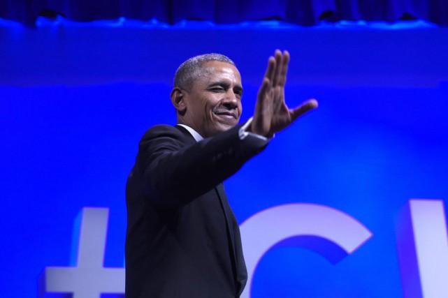 Le président Obama s'est élevé contre les idées... (Photo Susan Walsh, AP)