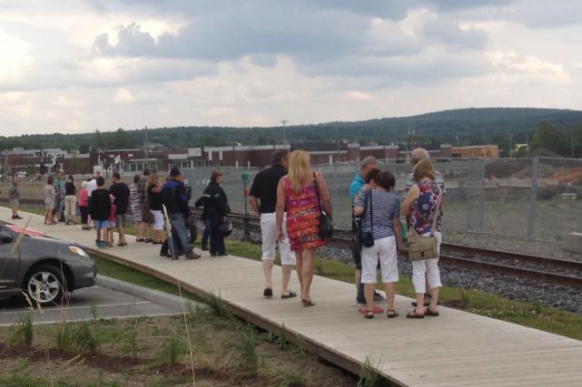 Plus de 1000 personnes de différentes régions du Québec sont attendues dimanche... (Archives)