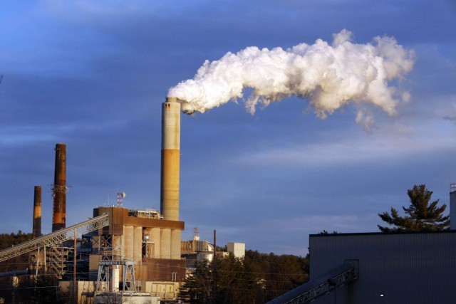 À l'approche de la conférence de Paris sur le climat, l'Outaouais a décidé de... (PHOTO JIM COLE, ARCHIVES AP)