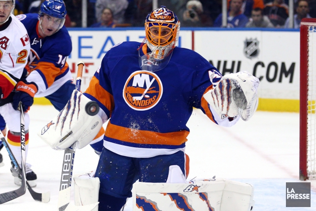 Jaroslav Halak... (Photo Brad Penner, archives USA Today)