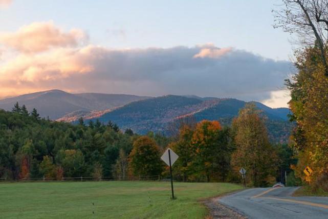 Le mont Giant est un classique des Adirondacks.... (PHOTO FLICKR)