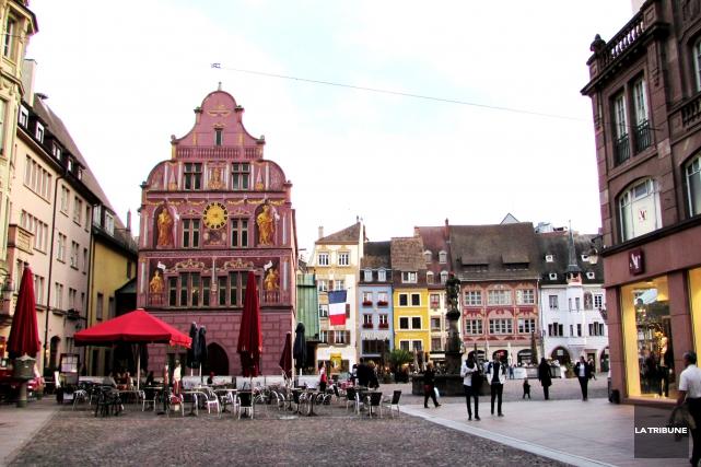 Je l'avoue, avant de décoller pour Mulhouse, en Alsace, je n'avais jamais... (La Tribune, Jonathan Custeau)