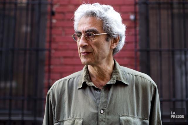 Le plus récent roman de Pan Bouyoucas parle de la Grèce, mais pas seulement.... (PHOTO OLIVIER JEAN, LA PRESSE)